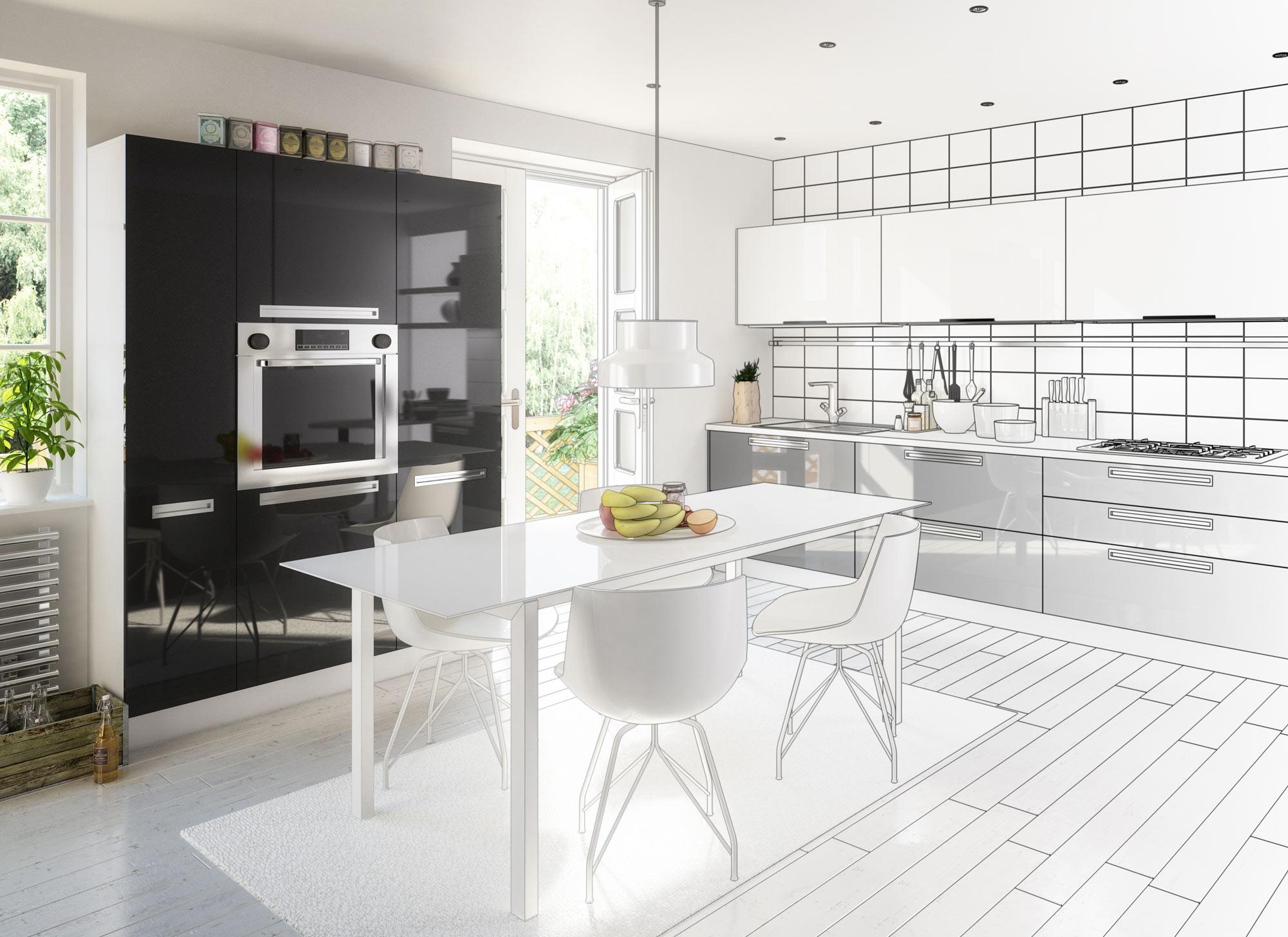 Ergokuchen cocinas de dise o de calidad for Configurador de cocinas